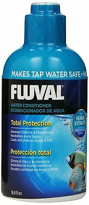Fluval Aquaplus 500ml Water Conditioner For Aquariums