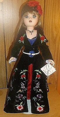 20-in Seventies Strut Cissy Alexander doll, mint with tag, NO BOX!