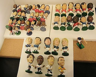 Collectable Corinthian Football Figures (46 models, various years): VGC+