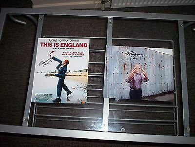 Thomas Turgoose - This Is England - Hand Signed - 10x8 Photo