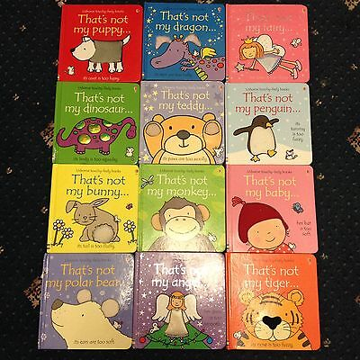 Usbourne Book Baby Bundle - 'That's Not My ...'