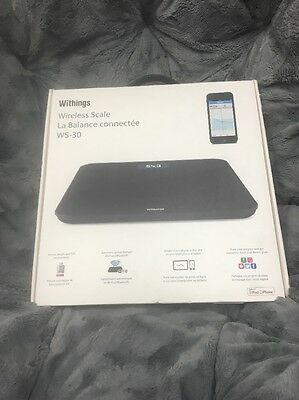 Withings - Wireless Scale - Black