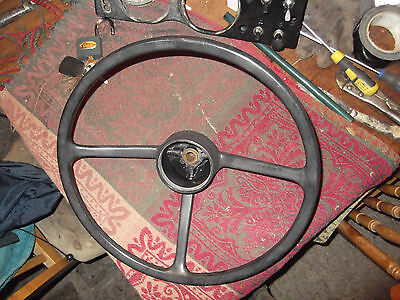 series  2 2a 3 landrover land rover steering wheel exelent condition