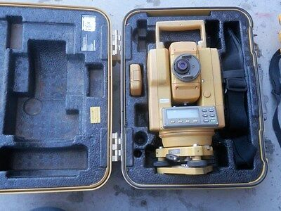 Topcon 211D Total Electronic Station
