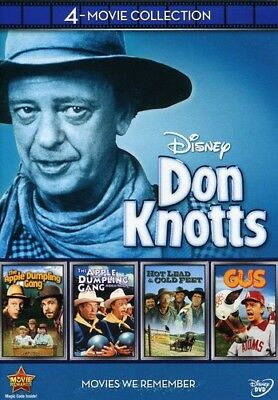 Don Knotts: 4-Movie Collection [New DVD] Boxed Set