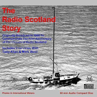 Pirate Radio - THE RADIO SCOTLAND STORY (Compact Disc CD)