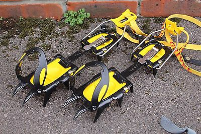Grivel Crampons - G12 With Anti-balling Plates