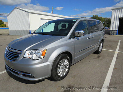 2015 Chrysler Town & Country 4dr Wagon Touring-L 4dr Wagon Touring-L Van Automatic V6 Cyl SILVER