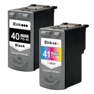 PG-40 CL-41 Set Ink Cartridge Fit for Canon PIXMA MP450 MX300 FAX Series JX200