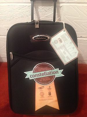 "Cabin Carry On Luggage Suitcase 18"" Black"