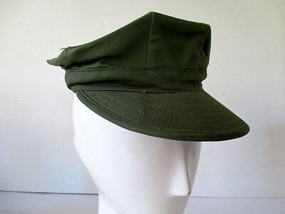 Vietnam 1969 USMC 8 Point Utility Field Cap Small Excellent Marine Corps Navy