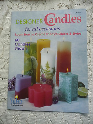 Yaley Booklet Designer Candles for All Occasions