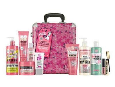 SOAP & GLORY THE WHOLE GLAM LOT  Brand New RRP £60