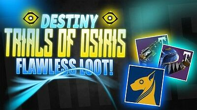 Destiny: Guaranteed Flawless with Scarab Or Flawless Vigilant Disciple! (PS4)