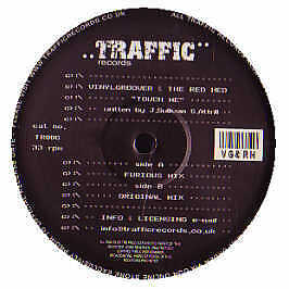Vinylgroover & The Red Hed - Touch Me - Traffic Records - 2005 #167203