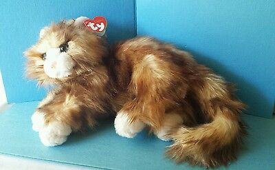 "Ty® 12"" Jumbles Classic®  Large Calico Cat - CUTE & CUDDLY - 2014 RELEASE"