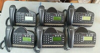 Mitel 4110 Business Phone Lot of 6 UNTESTED