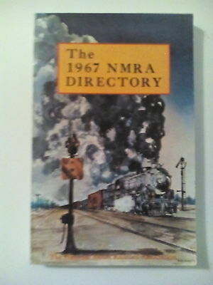 The 1967 NMRA Directory (Excellent Condition)