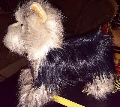 Melissa And Doug Yorkshire Terrier Stuffed Plush