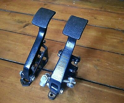 Howe Racing clutch and brake pedal set stock track race rally car