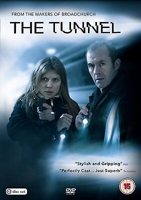 The Tunnel Series 1 - New 2 Dvd Set