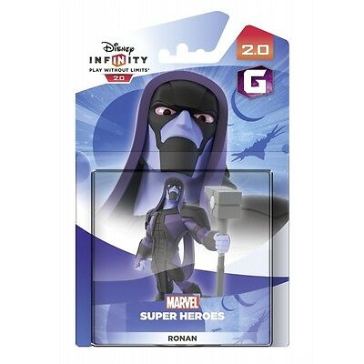 Disney Infinity 2.0 Ronan (Guardians of the Galaxy) Character Figure Brand New