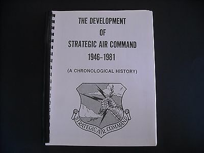 The Development Of Strategic Air Command 1946-1981