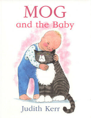 Mog and the baby by Judith Kerr (Paperback)
