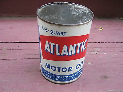 Imperial Atlantic Full 1 Quart Can of Motor Oil