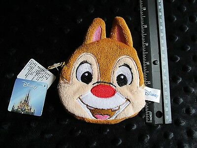 Disney Dale Plush Coin Purse