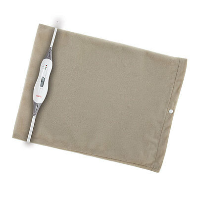 Sunbeam 749-811-825 Health at Home Standard Moist Heating Pad Beige
