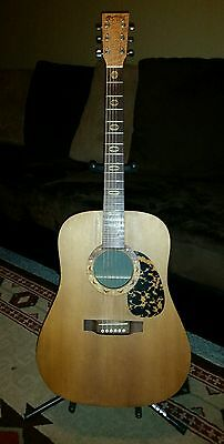 Martin DX1 Tawny Satinwood Acoustic Guitar