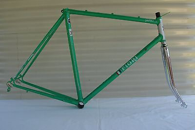 Road Bicycle Frame , Fiori ; Tange Infinity Cr-Mo Double Butted Tappered Tubes.