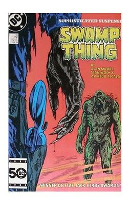 Swamp Thing #45 (Feb 1986, DC) VF COMIC BOOK