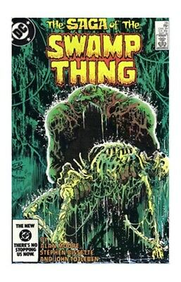 The Saga of Swamp Thing #28 (Sep 1984, DC) VF COMIC BOOK