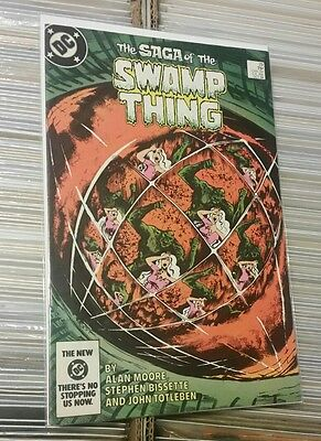 The Saga of Swamp Thing #29 (Oct 1984, DC) VF COMIC BOOK
