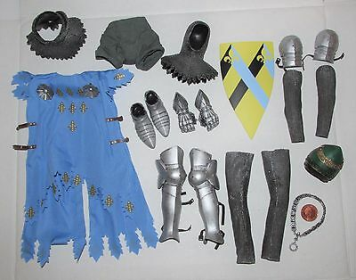 """Dragon 1/6th Scale Medieval Knights Outfit """"Lord Arnaut"""""""