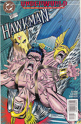 Hawkman #27 (Dec 1995, DC) VF COMIC BOOK