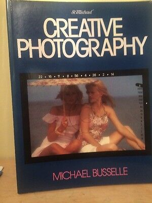 Creative Photography M&S Book 1977 Vintage