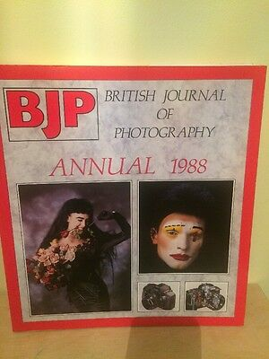 British Journal Of Photography Annual 1988. Vintage
