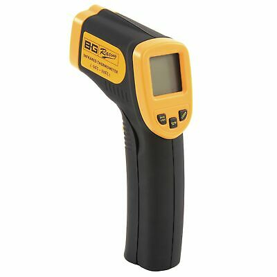 B-G Racing 9v Infrared Thermometer Heat Temperature Reading/Reader Gun