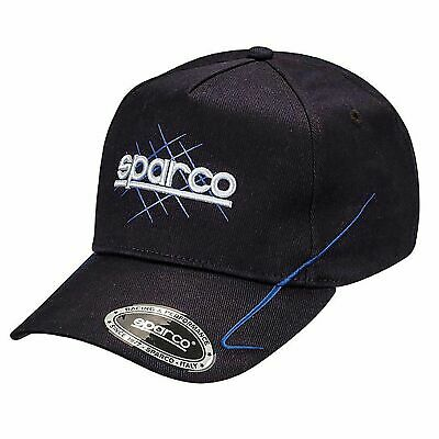 Sparco 40th Flexfit Peaked Rally/Motorsport Baseball Cap / Hat - One Size