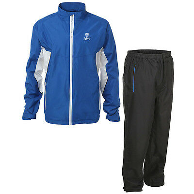 """""""new""""island Green 100% Waterproof Golf Suit*jacket And Trousers*pga Professional"""