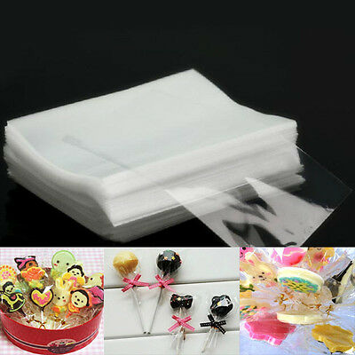 Cello Clear Bags for Sweet/ treat/ Gift/Candy Party Wedding Favor *UK SELLER**