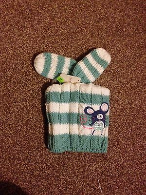 hat and gloves Set Age1-2