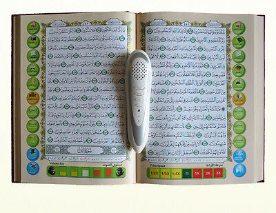 Promotion Large Holy Quran Pen M10 Reader with Word by Word