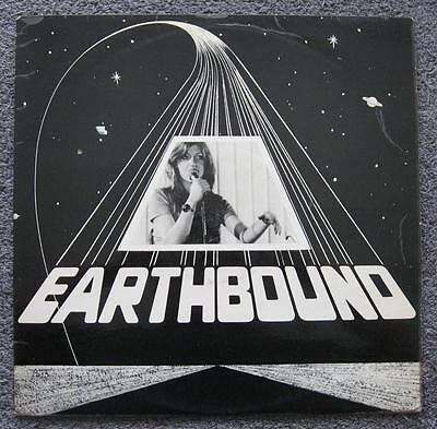 """Earthbound -1979- Liberated Lady - Rare 12"""" Private Pressing - Ex+Cond."""