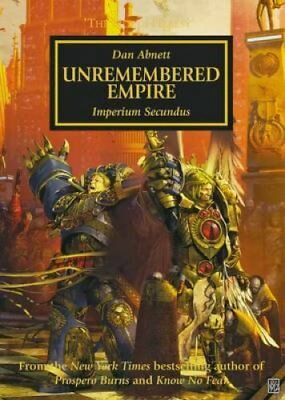 The Unremembered Empire by Dan Abnett 9781849706919 (Paperback, 2014)