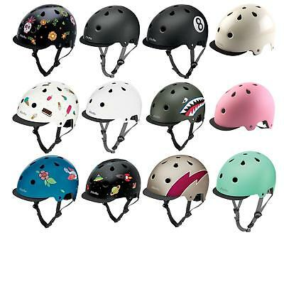 Electra Fahrrad Helm Solid Color Fashion Fidlock ABS Innenpolster Cruiser Townie