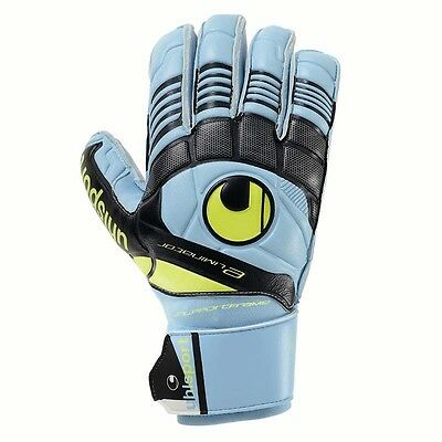 Uhlsport Eliminator Soft SF Junior Torwarthandschuhe Kinder Fingersave Gr. 5